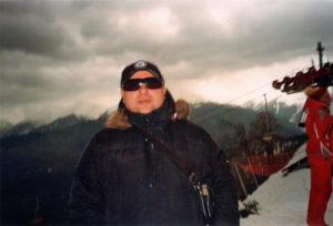 Красная Поляна, г. Сочи и Александр Рекута
