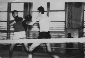 Бой по боксу