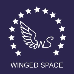 Рекута Александр представил новый Winged Space логотип
