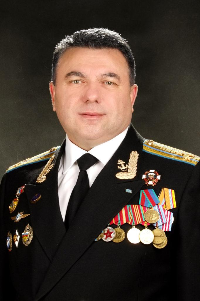 Рекута Александр Леонидович