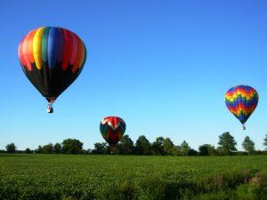Пассажирский воздушный шар